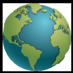 globe 250x250